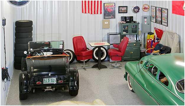 RV, Boat & Classic Car Storage Real Estate Ownership near